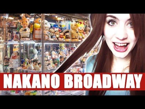 JAPAN ● VLOG 006: Nakano - DAS Merch Second Hand Paradies!