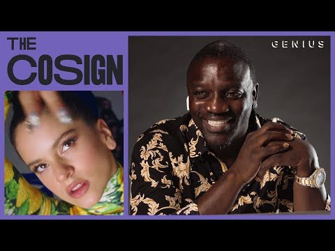 Akon Reacts To International Hits (ROSALÍA, TWICE, Rema)   The Cosign
