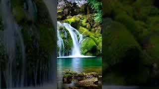 Cascade falls Live Wallpaper | Waterfall Scenery Background | waterfall android wallpaper download screenshot 2