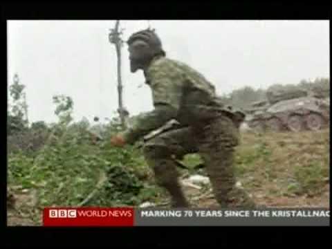 BBC - Inside South Ossetia - 2