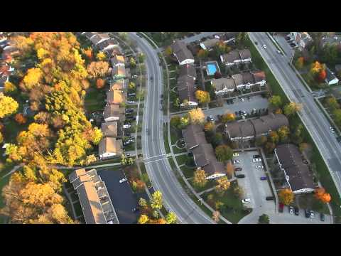 Kitchener-Waterloo Hot Air Balloon Ride