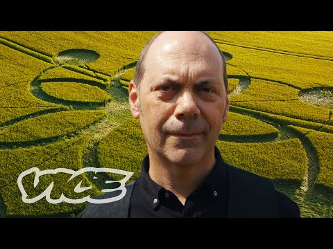 Crop Circle Theorist Thinks The Truth Is Out There