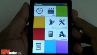 Nationite S:Flo2 Video Review With Google Nexus One comparison