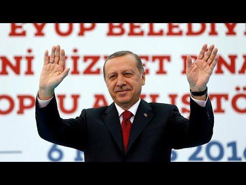 Cumhurbaşkanı Erdoğan'dan Avrupa Birliği'ne