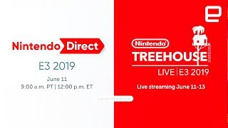 Nintendo Direct E3 2019: Watch with us LIVE