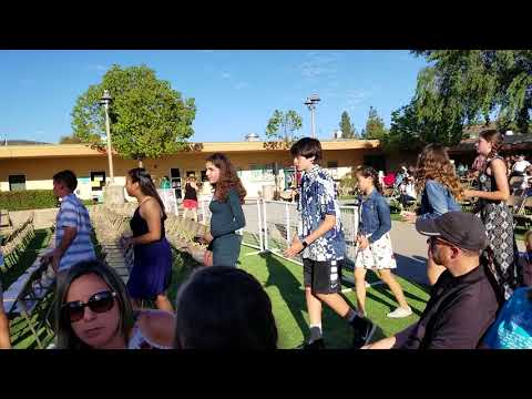 Twin Peaks Middle School 7th grade academic awards