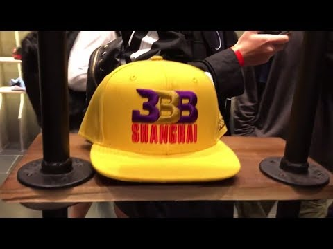 Big Baller Brand gets pop-up shop in Shanghai | ESPN