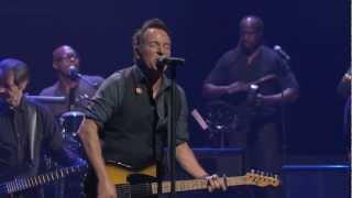 Bruce Springsteen & The E Street Band - Wrecking Ball  Pro-shot