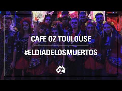 Halloween 2K19 @ Café Oz Toulouse