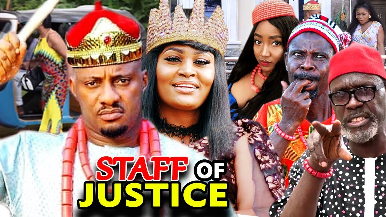 Download STAFF OF JUSTICE Complete Season - NEW MOVIE HIT'' Yul Edochie 2020 Latest Nigerian Nollywood Movies