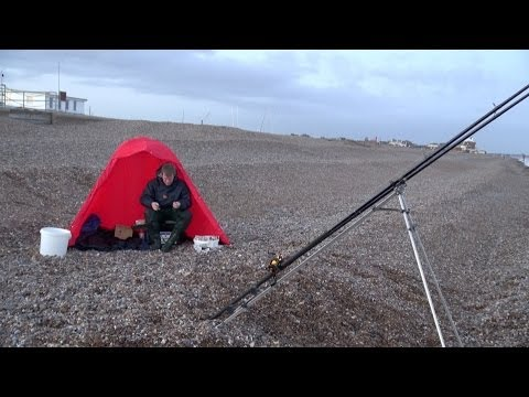 Sea Fishing For Cod From The Beach - Cod Quest Part One