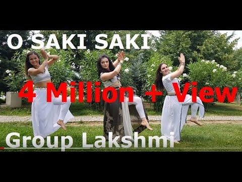 Download Lagu  O Saki Saki / Batla House / Dance Group lakshmi / Nora Fatehi / Neha Kakkar #osakisaki Mp3 Free