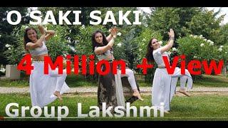 O Saki Saki / Batla House / Dance Group lakshmi / Nora Fatehi / Neha Kakkar #osakisaki