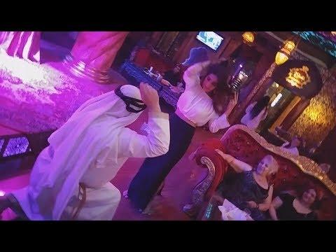Ինչպես է պարում հայ աղջիկը Al Sheikh արաբական ռեստորանում