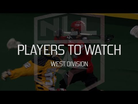 2018 NLL Players to Watch - West Division