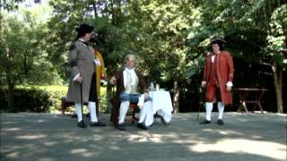 Who Stole the Gunpowder? Colonial Williamsburg - Reenactors Episode -- Part 1