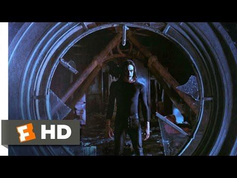 The Crow 212 Movie CLIP  ReBorn 1994 HD