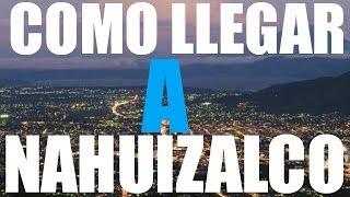 Como llegar al municipio de Nahuizalco El Salvador! UTEC