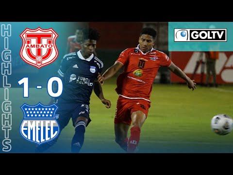 Tecnico U. Emelec Goals And Highlights