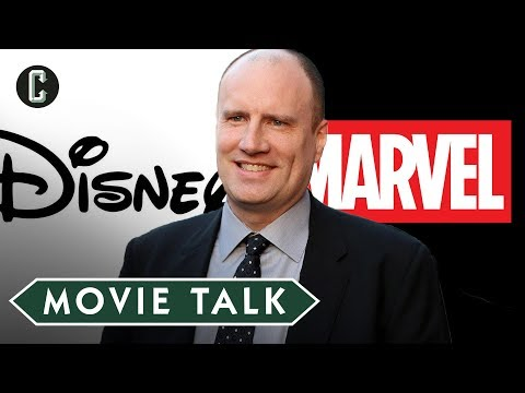 Kevin Feige Addresses Disney-Fox Deal and What It Means for Marvel - Movie Talk
