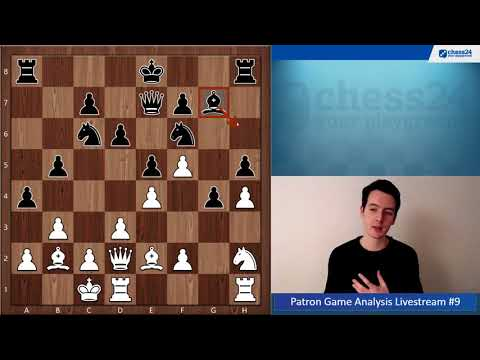 Chess Is All About Seeing Tactics | Patron Game Analysis #25