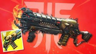 THIS SHOTGUN IS A BLAST!  LORD of WOLVES! | Destiny 2 Forsaken