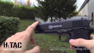 Colt M1911 A1 Culasse Metal Spring