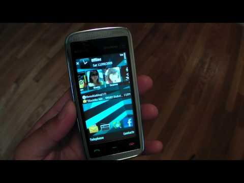 Nokia 5530 XpressMusic Hands-on Overview