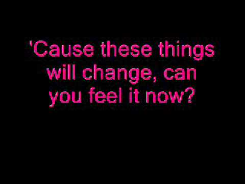 Taylor Swift-Change Lyrics