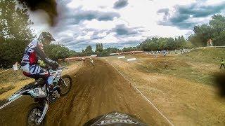 Motocross | Amazing 2 Stroke Comeback on 15 year old bike