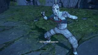 Borderlands 2: Face McShooty full dialogue