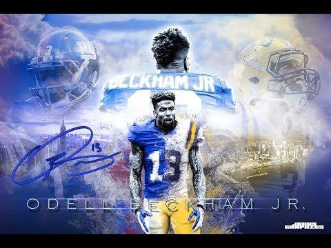 ODELL BECKHAM JR. -