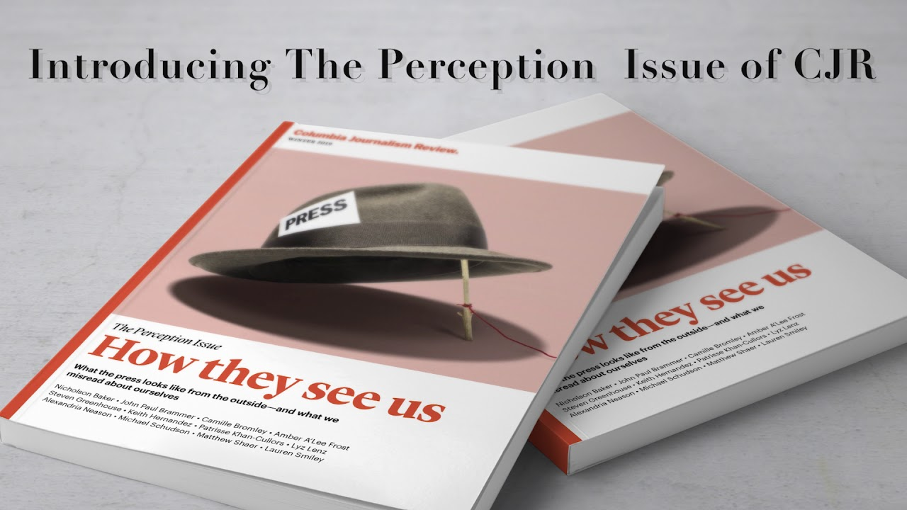 Columbia Journalism Review - The voice of journalism