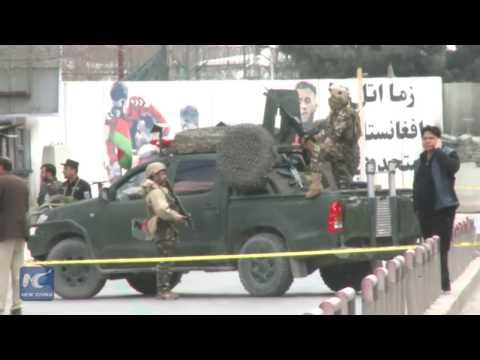 Terrorist attack against hospital in Kabul kills over 30