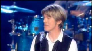DAVID BOWIE - FASHION - LIVE OLYMPIA 2002