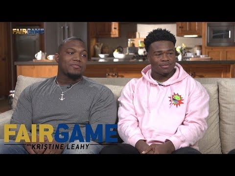 Le'Veon Bell Couldn't Get Past Jayon Brown Thanks to Kenny Clark | FAIR GAME