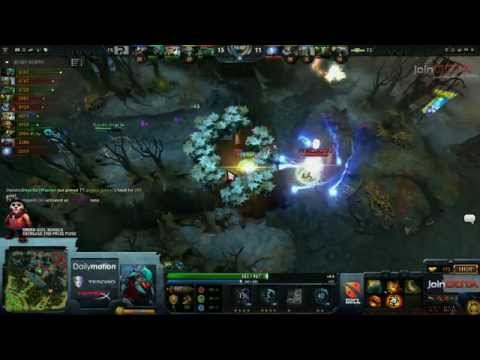 Tinker vs PR - Dota 2 Champions League - G1