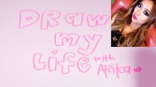 draw my life arika sato