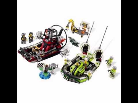 All Lego World Racer Sets! (2010) - YouTube