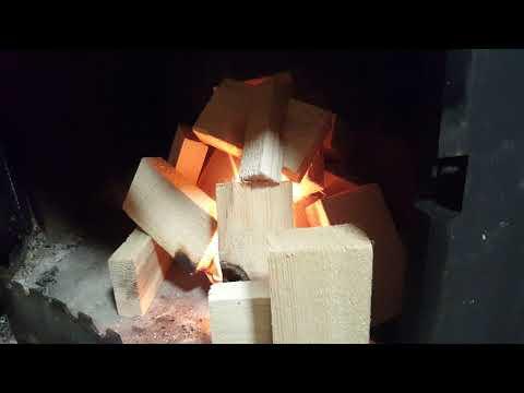 Печь камин +с водяным контуром, розжиг без дыма.