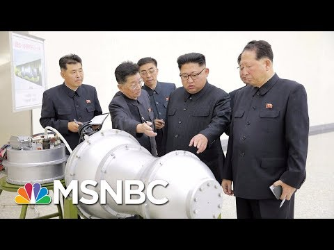 North Korea Fires Ballistic Missile Towards East | MSNBC