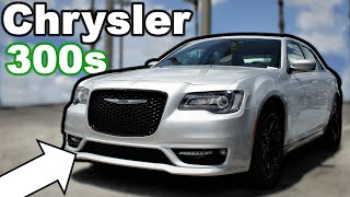 A CHEAP Luxury Car? 2019 Chrysler 300s Review