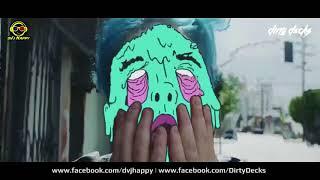 City Slums - Raja Kumari ft. DIVINE | Remix | DVJ Happy & Dirty Decks
