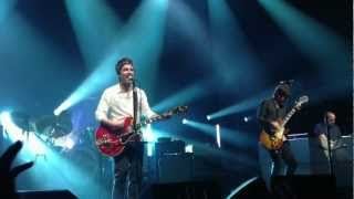 Noel Gallagher - Don't Look Back in Anger (Mexico 2012 Teatro Metropolitan)