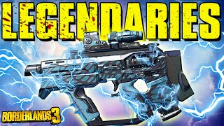 Borderlands 3 - Top 10 Legendary Weapons YOU DON'T WANT TO MISS!