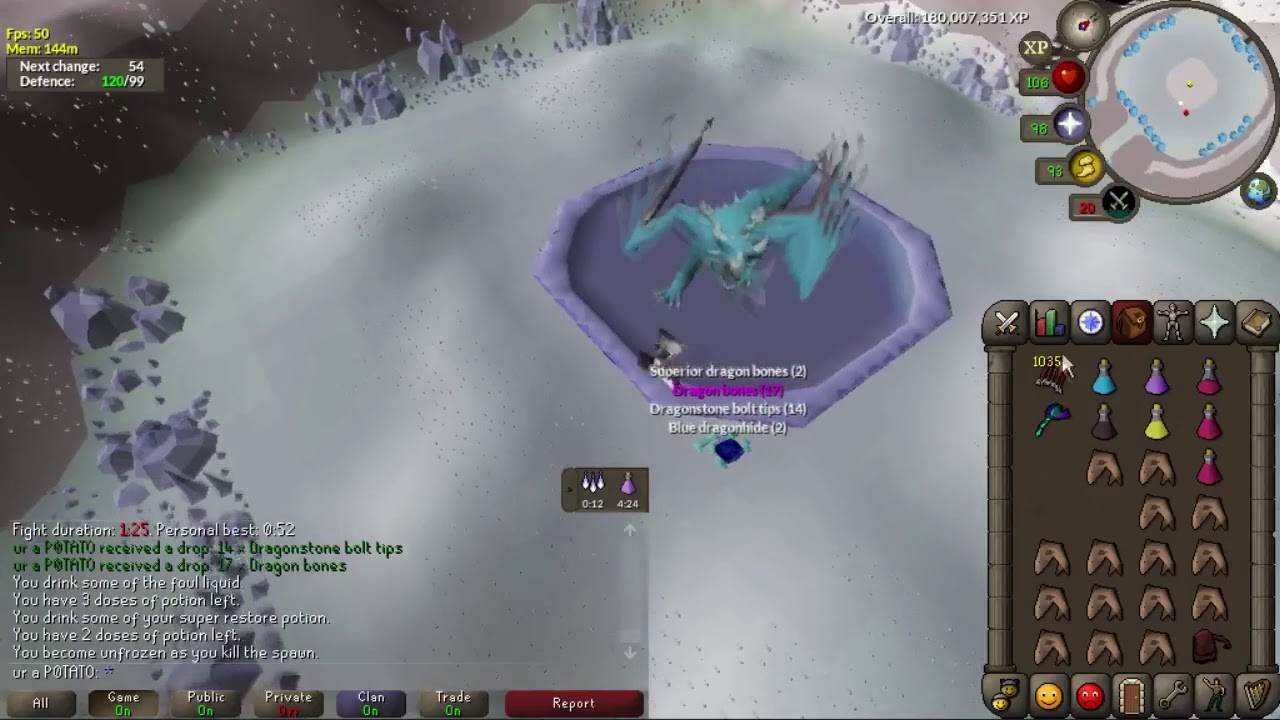 BEST MONEY IN GAME KILLING VORKATH (4 5m+ hr, 30kills+ hr)