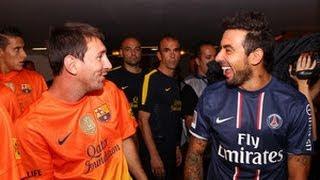Retour sur PSG-Barcelone