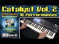 KARMA - Catalyst Vol. 2: 10 Performances (Korg Kronos, Oasys)