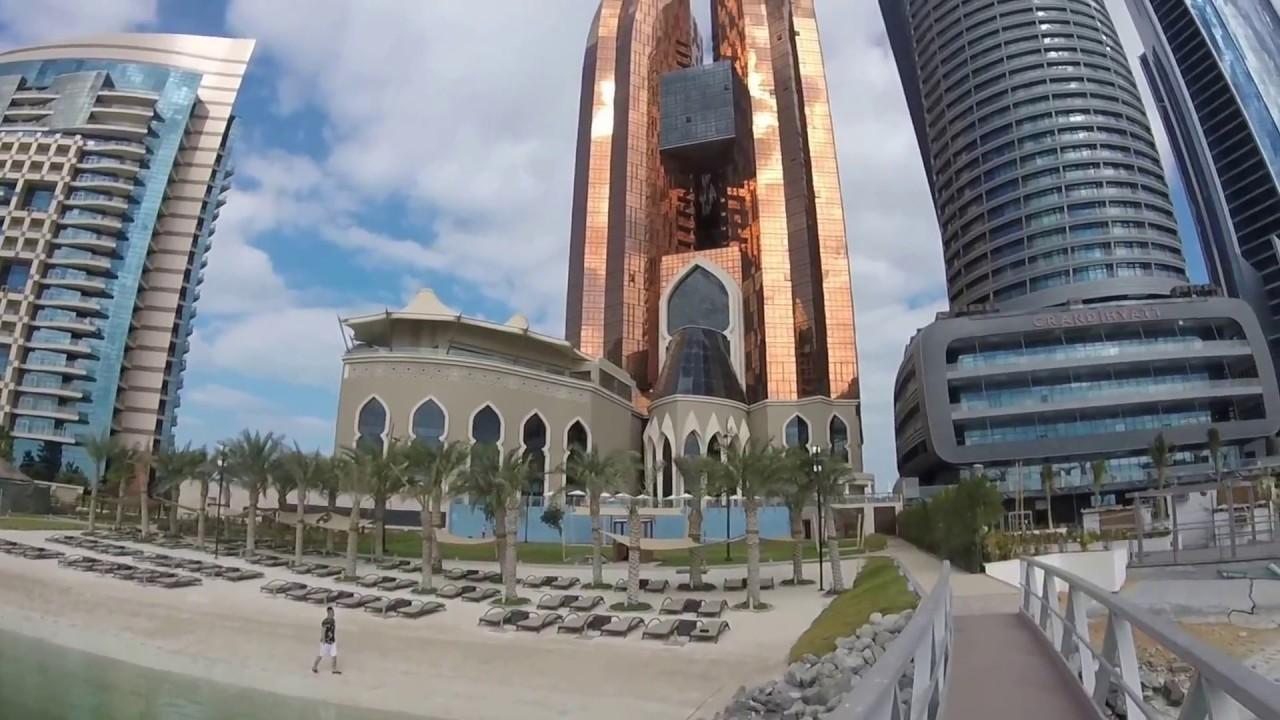 Bab al qasr hotel abu dhabi youtube for Al manzool decoration abu dhabi