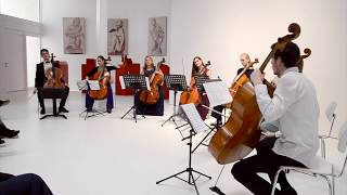 Pampeana Ginastera (Excerpts) - CELLO OCTET LUXEMBOURG